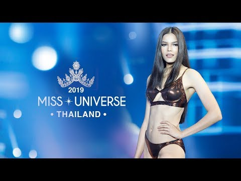 Miss Universe Thailand 2019 - Swimsuit Competition HD
