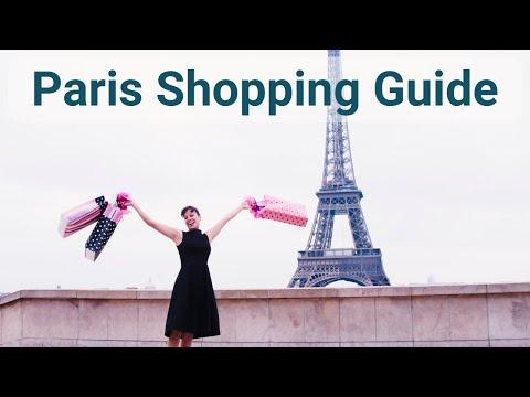 Best Shopping in Paris - 1st Arrondissement