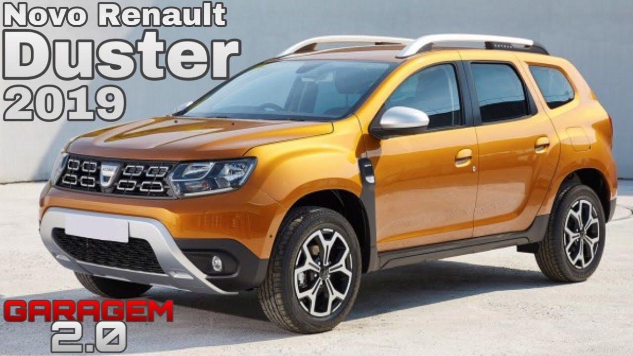 Novo Renault Duster 2020 No Brasil Garagem 20
