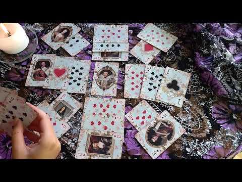 Гадание на Короля. Цыганский расклад на 36 карт от  Nykky Ami