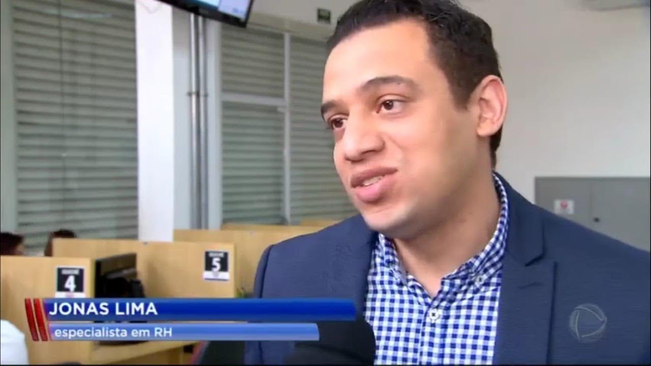 Jonnas Lima no Jornal da Record | Janeiro é bom para procurar emprego?