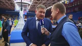 Украина в Запорожье одержала победу над Словенией в отборе на чемпионат мира-2019