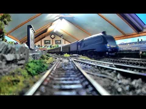 Dave`s Model Railway .Bit of Fun Part 1