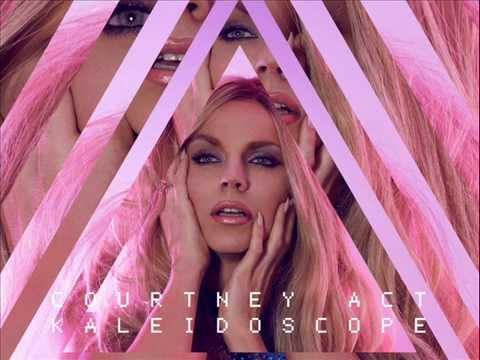 Courtney Act  - Ecstasy (Instrumental/Karaoke Track)