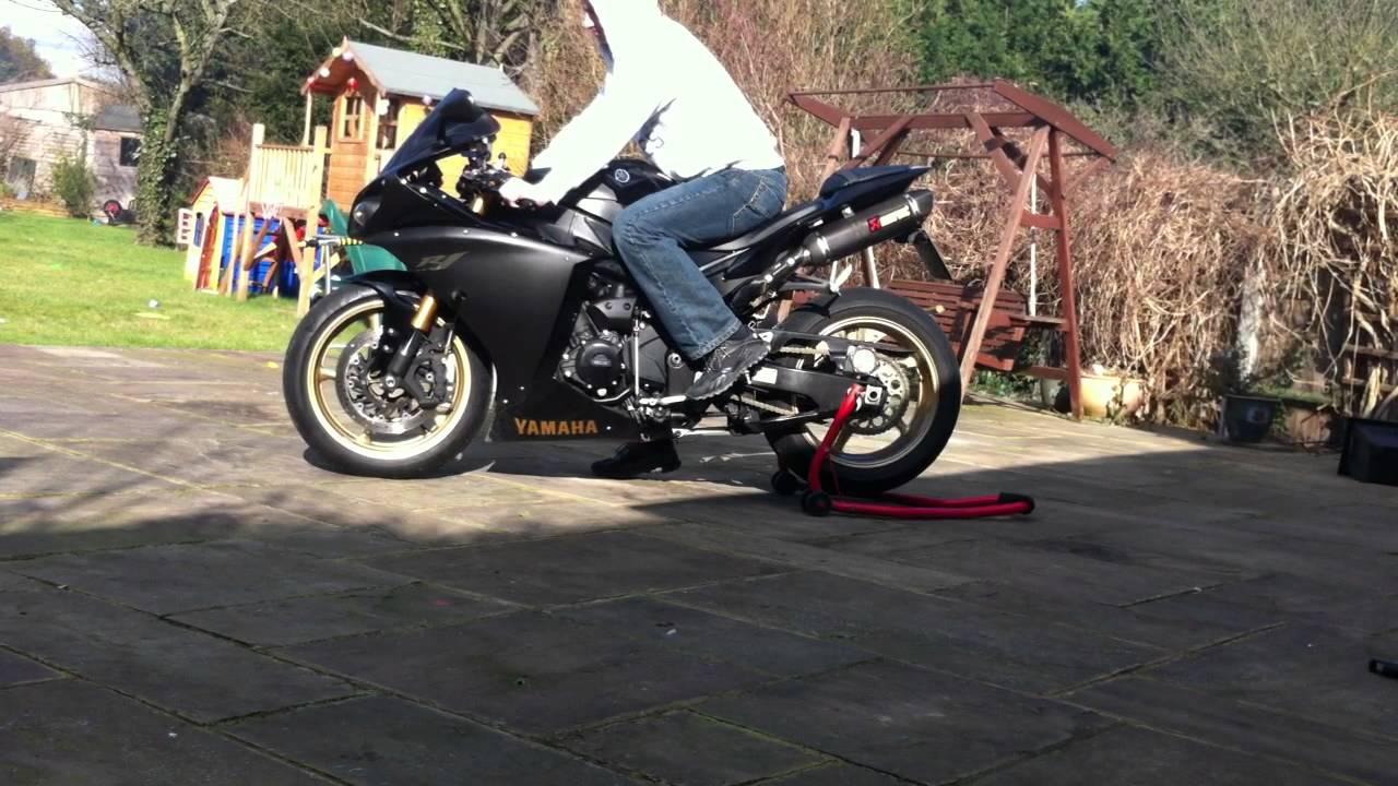 Yamaha R Dynojet Quickshifter