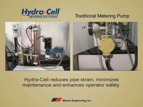 Hydra-Cell - P100 - Hydra-Cell Metering Pumps - Metering