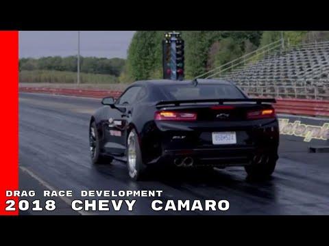 2018 Drag Race Development Chevy Camaro Explained