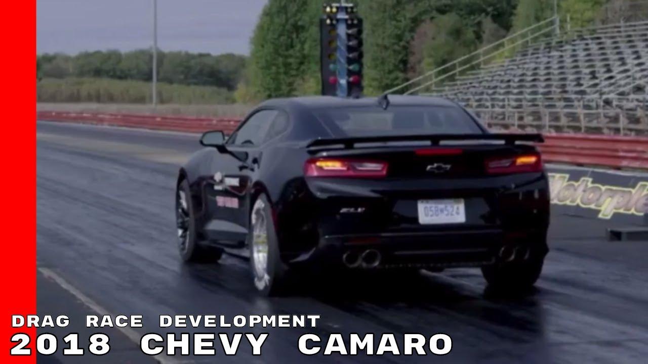 2018 Drag Race Development Chevy Camaro Explained Youtube