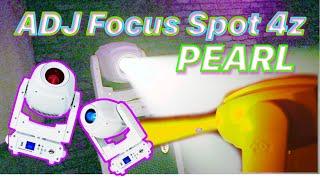Adj Focus spot 4z - light show(demo)