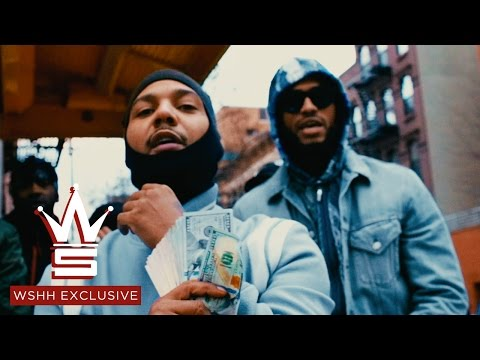 Juelz Santana  Time Ticking  Feat. Dave East, Bobby Shmurda & Rowdy Rebel (WSHH Exclusive - Video)