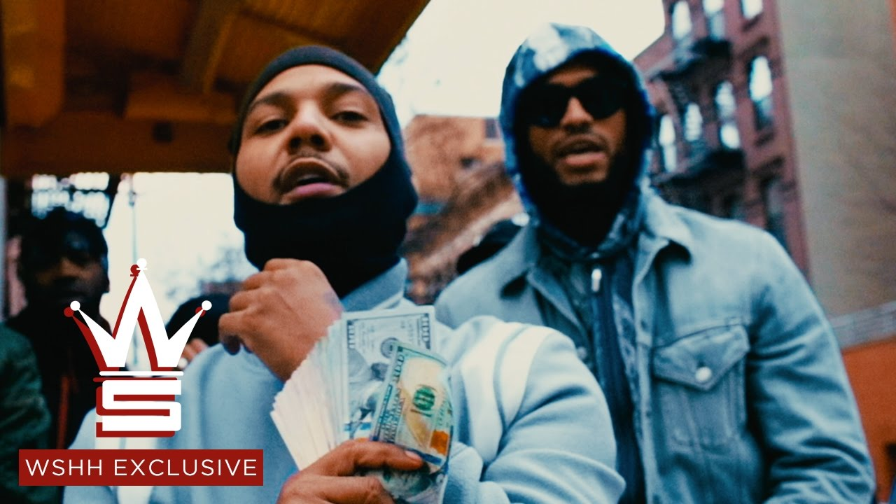 "Juelz Santana ""Time Ticking"" Feat. Dave East, Bobby Shmurda & Rowdy Rebel (Exclusive Hip Hop Video)"
