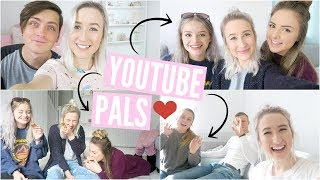 Youtube Friends Visit Our New House! | VLOG