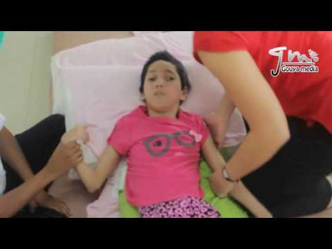 GouyaMedia | physiotherapy for special kids in Tasputra Perkim by Payam Gouya