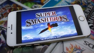 Play Super Smash Bros. on iOS with Friends! (NO JAILBREAK)