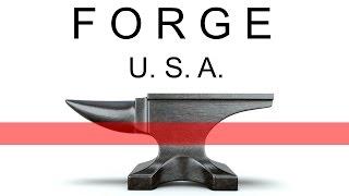 Modern Blacksmithing + Forge