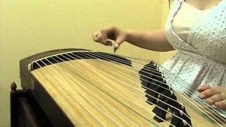 Sound of China Guzheng Tutorial Lesson Five - Advanced Right Hand Plucking Skills