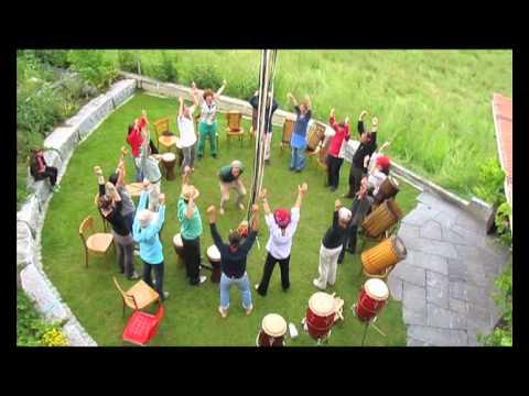 Rhythmische Gruppenspiele - Workshop