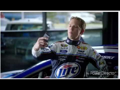 Brad Keselowski commercial