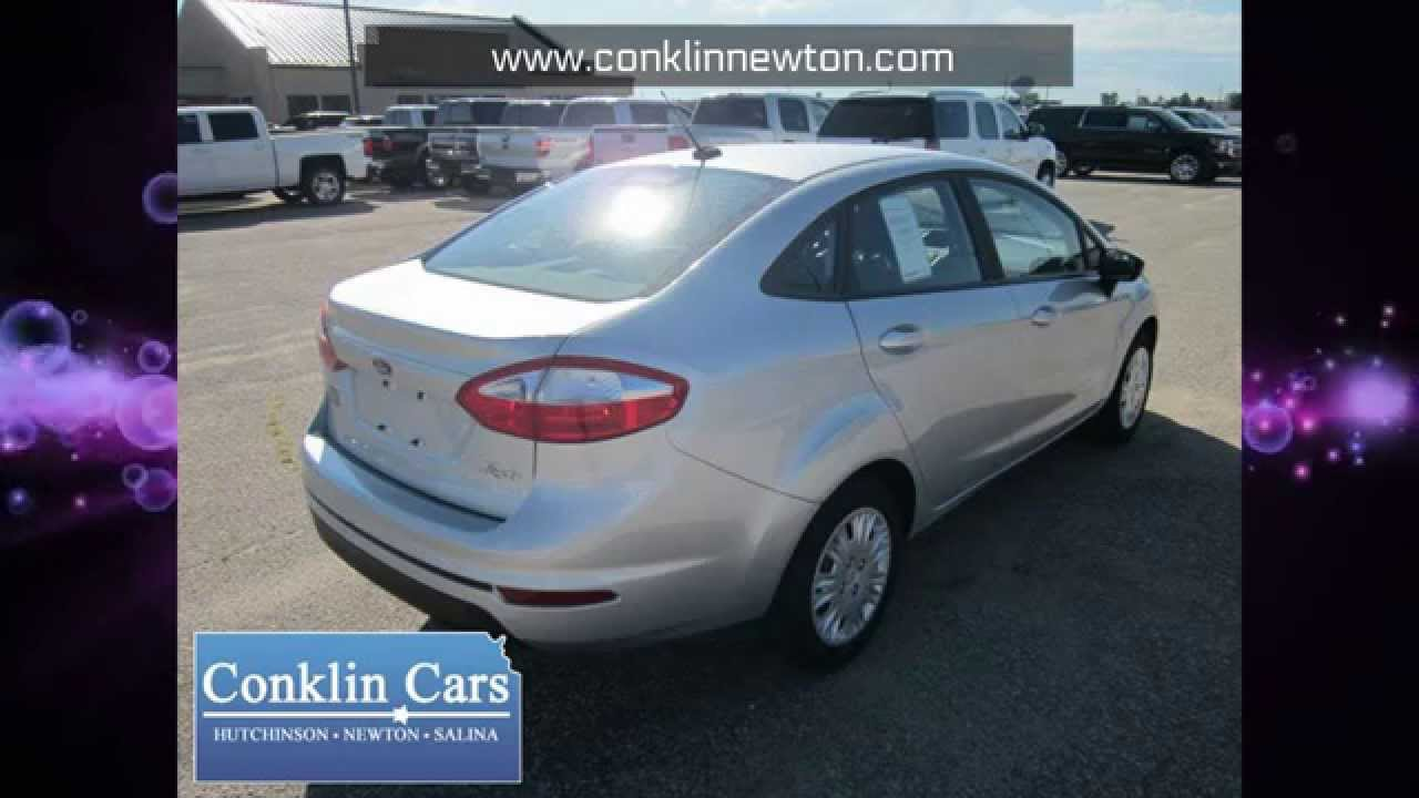 Conklin Cars Newton Ks >> New 2016 Ford Fiesta Wichita KS Area 2016 Ford Dealership Conklin Cars Newton KS Wichita KS Area ...