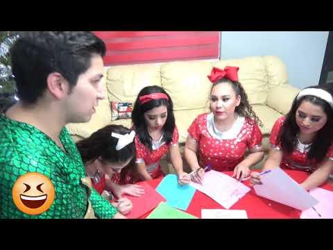 Carta para Santa Claus - Megafantastico Tv Show