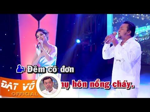 Karaoke Đêm Cô Đơn - Đạt Võ & Kim Ryna (Beat Gốc)
