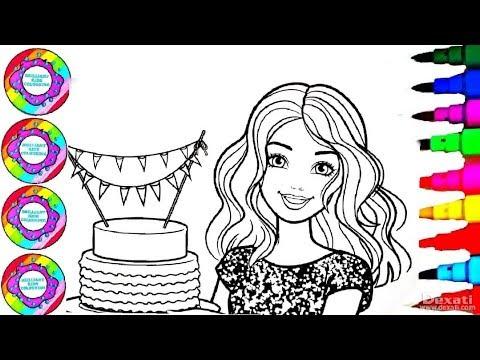 Desenhos Para Colorir Barbie Charli Bell Com Surpresa
