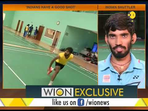WION Exclusive : Catch exclusive conversation with shuttler Kidambi Srikanth