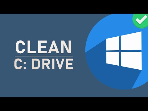 How to Clean Local C: Drive in Windows 10 - Make your PC Faster!