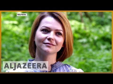🇬🇧 🇷🇺 Yulia Skripal: 'Assassination attempt turned my life upside down'   Al Jazeera English