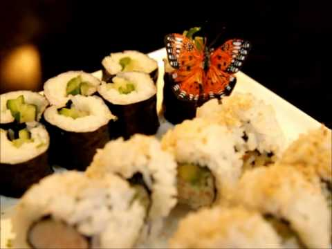 HD cách làm sushi tại nhà (episode 6)