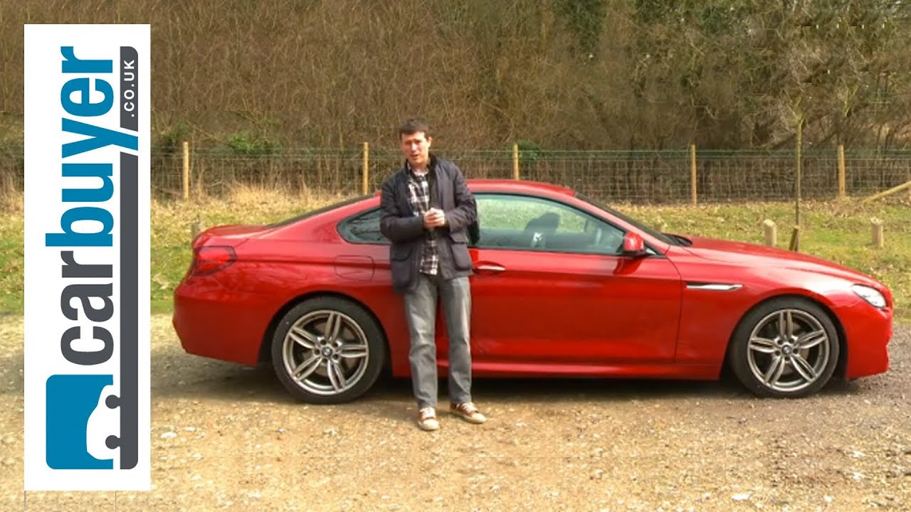 BMW 6 Series coupe 2013 review  CarBuyer  YouTube