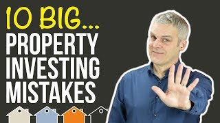 10 Common Property Investment Mistakes New Investors Make In Today