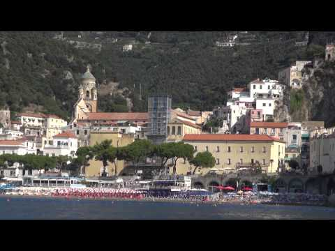 Salerno, Amalfi Coast HD