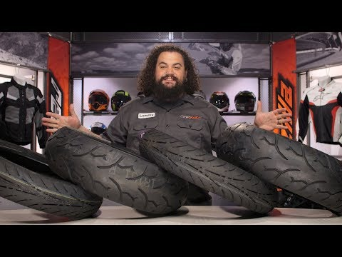 Best Cruiser Motorcycle Tires At RevZilla.com