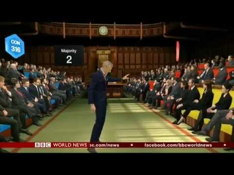 BBC Election 2015 - Theme and Opening segment (with Exit Poll) - 07 May 2015