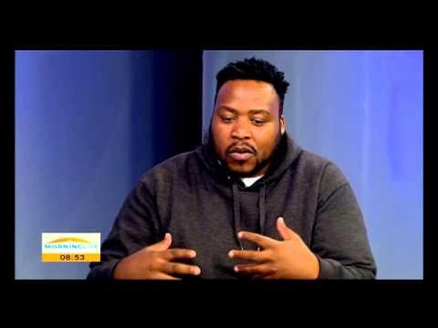 South African veteran rapper Tumi Molekane - 'Hello Hello Kitty'
