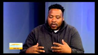 South African veteran rapper Tumi Molekane -