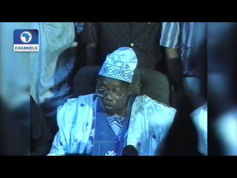 Throwback: MKO Abiola Rejects Annulment Of June 12, 1993 Election