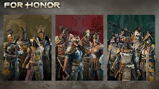 For Honor - New content of the week (April 20)