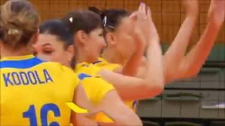 Download Video UKRAINE v ITALY = 2017 Women European championship qualification MP3 3GP MP4