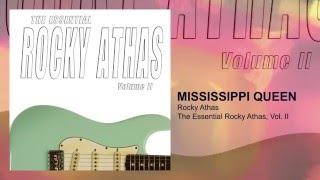 ROCKY ATHAS - MISSISSIPPI QUEEN Cover