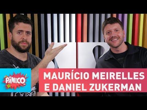"""Maurício Meirelles e Daniel Zukerman no """"Dia da Treta"""" - Pânico - 13/03/18"""
