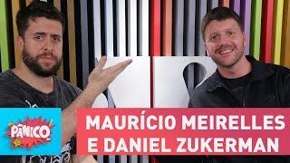Baixar Maurício Meirelles e Daniel Zukerman ( dia com MUITA treta) - Pânico - 13/03/18