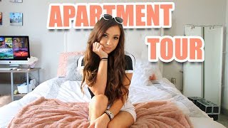 UPDATED MODERN APARTMENT TOUR | Taylor Alesia