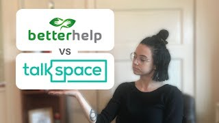 my experience with online therapy | BETTERHELP vs. TALKSPACE