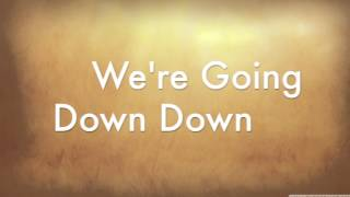 """We Stole Fire - """"Sugar, We're Going Down"""" (Fall Out Boy Cover Lyric Video)"""