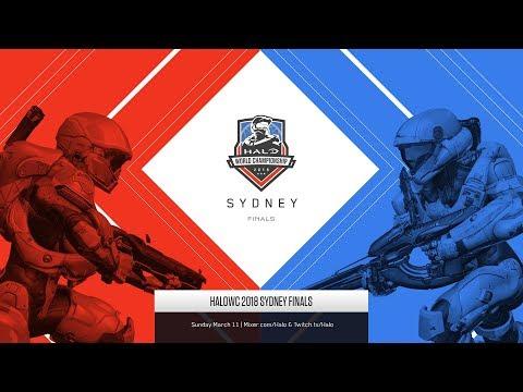 HaloWC 2018 Sydney Finals – Championship Sunday