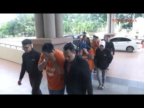 Five remanded in graft probe involving illegal logging in Jerantut