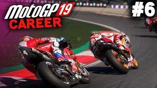 MotoGP 19 Career Mode Gameplay Part 6 - OUR HOME GP! (MotoGP 2019 Game Career Mode PS4 / PC)