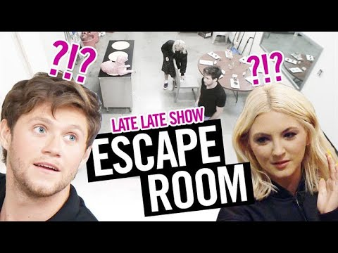download Niall Horan & Julia Michaels Must Escape to Perform Their Song